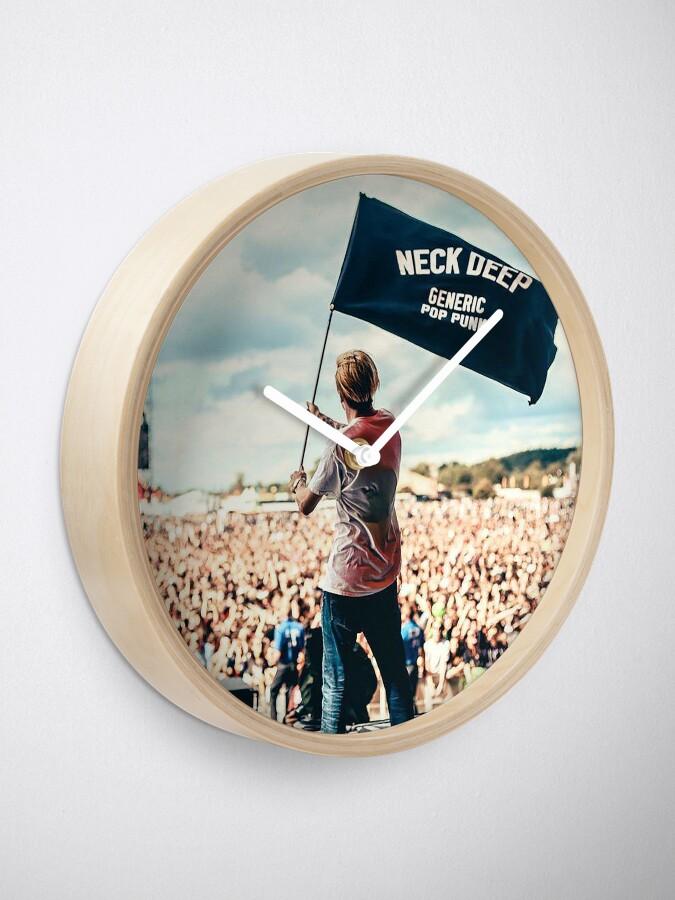 Alternative Ansicht von Ben Barlow Neck tiefe Flagge Uhr