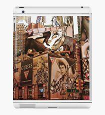 billboard ny iPad Case/Skin