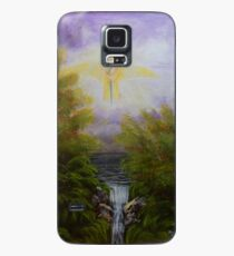 Angel gourds the waters Case/Skin for Samsung Galaxy