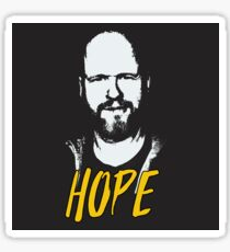 Joss Whedon HOPE Sticker