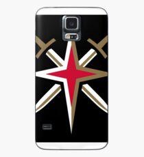 Vegas Golden Knights Star Case/Skin for Samsung Galaxy