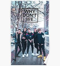 Why don't we Frozen Poster