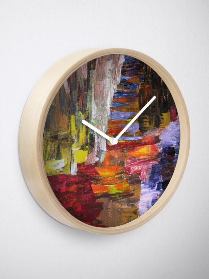 Alternate view of River Clock