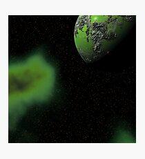 Toxic Cosmos Photographic Print