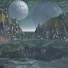 Asinelye Pool of Moons von Sazzart