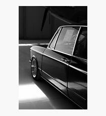 BWM 2002 - Silhouette Photographic Print
