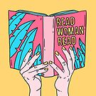 Read woman read by theeighth