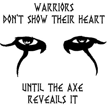 Vikings - Floki - Warriors don't show their hearts... by Yithian