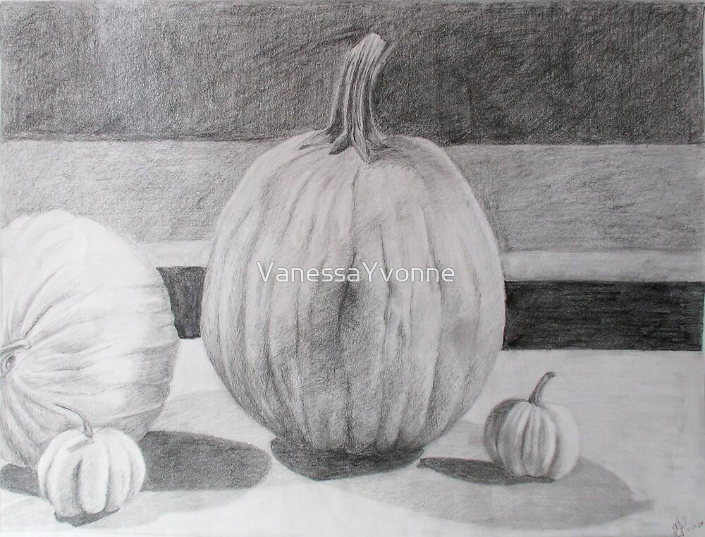 Pumpkin by VanessaYvonne