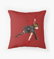 Persona 5 Makoto Throw Pillow