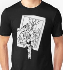 Vigil Pinup #4 Unisex T-Shirt