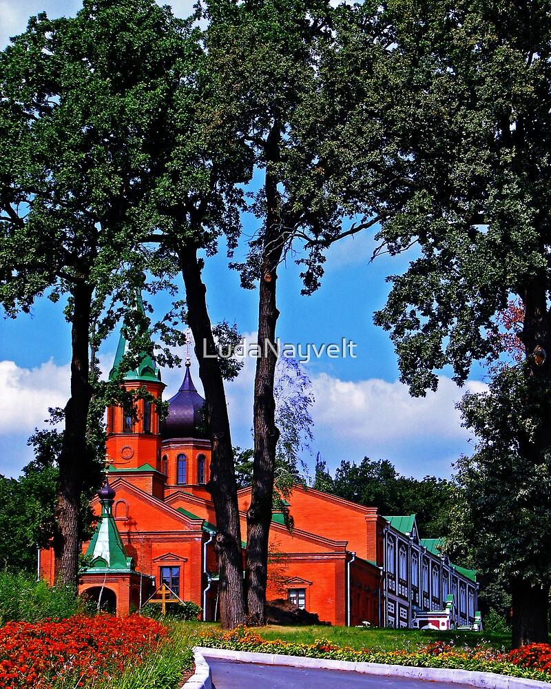 Convent by LudaNayvelt