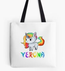 Verona Unicorn Tote Bag