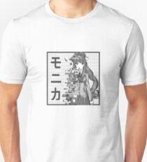 Monika // Doki Doki Literature Club Unisex T-Shirt