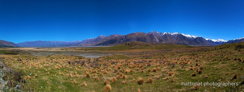 Mount Sunday, South Island, New Zealand by mattnnat photographers
