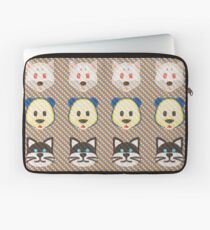 P-Moji: Mascots #2 Laptop Sleeve
