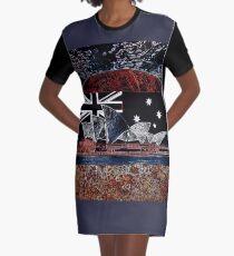 Photostat Australia  Graphic T-Shirt Dress