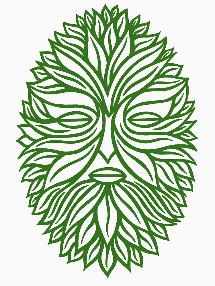 The Green Man by baggelboy