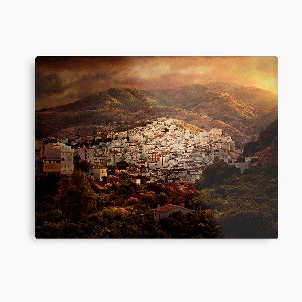 Tolox, Andaluce Metal Print