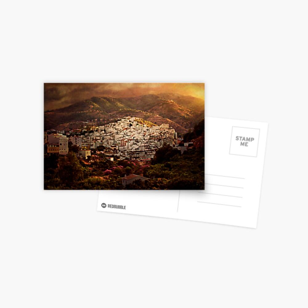 Tolox, Andaluce Postcard