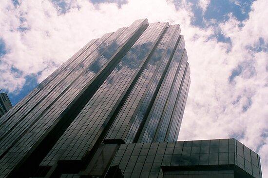 Big City Skyline........cloud cannon Sydney CBD by Juilee  Pryor