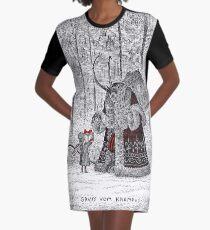 Vestido camiseta Un regalo para Krampus