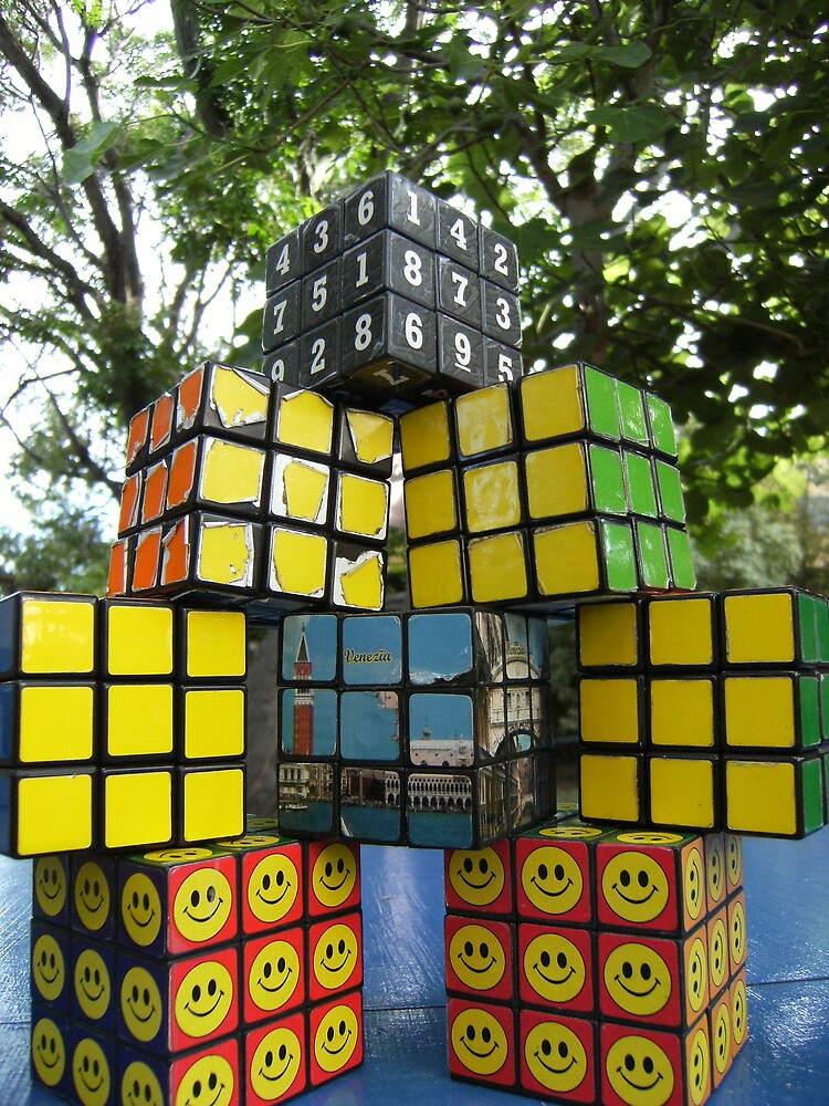 Cubes by SilkyLemon