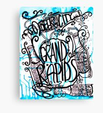 Grand Rapids Canvas Print