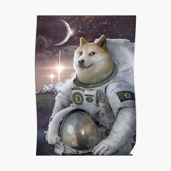 very astronaut ver 3 Poster