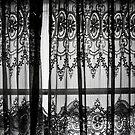 Black & White Lace by KarenDinan