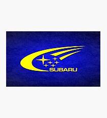 Subaru Photographic Print