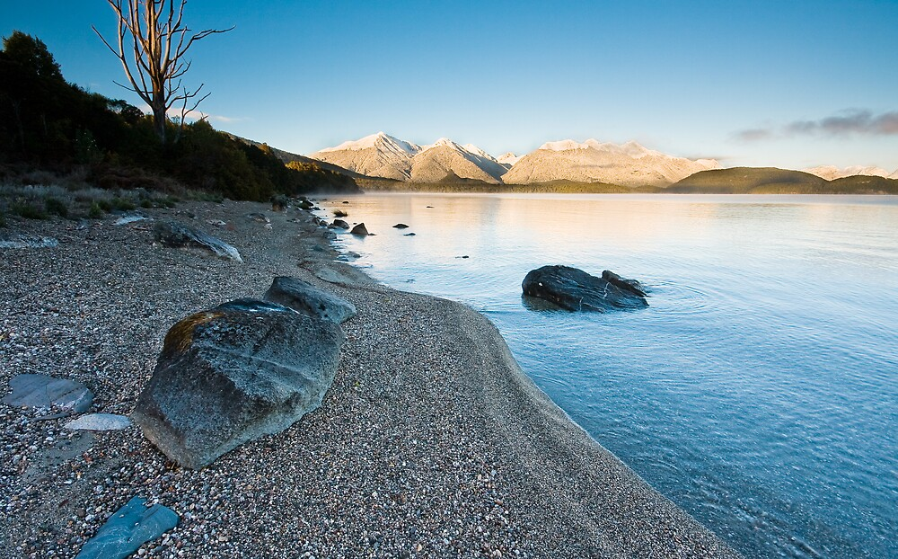 Lake Manapouri by Thomas Young