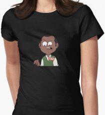 Damn Racists Women's Fitted T-Shirt