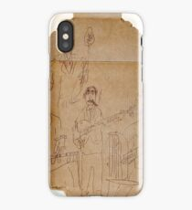 Marx Brothers iPhone Case