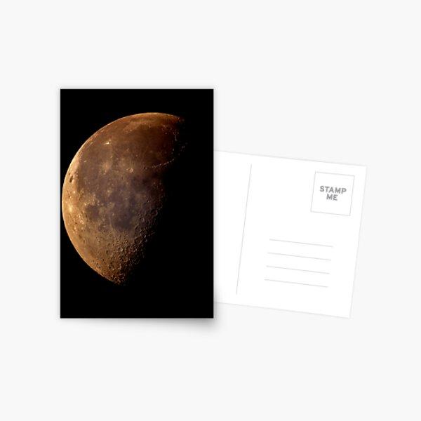 sunday moon Postcard