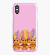 Troll dolls iPhone Case/Skin
