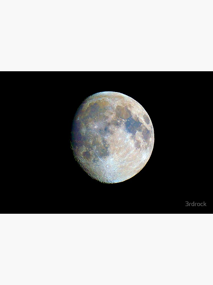 moon in colour by 3rdrock
