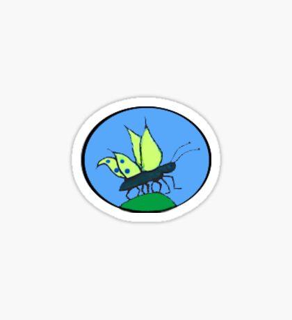 Sydney Buttefly Sticker