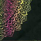 Lacy Mandala von shethatisnau