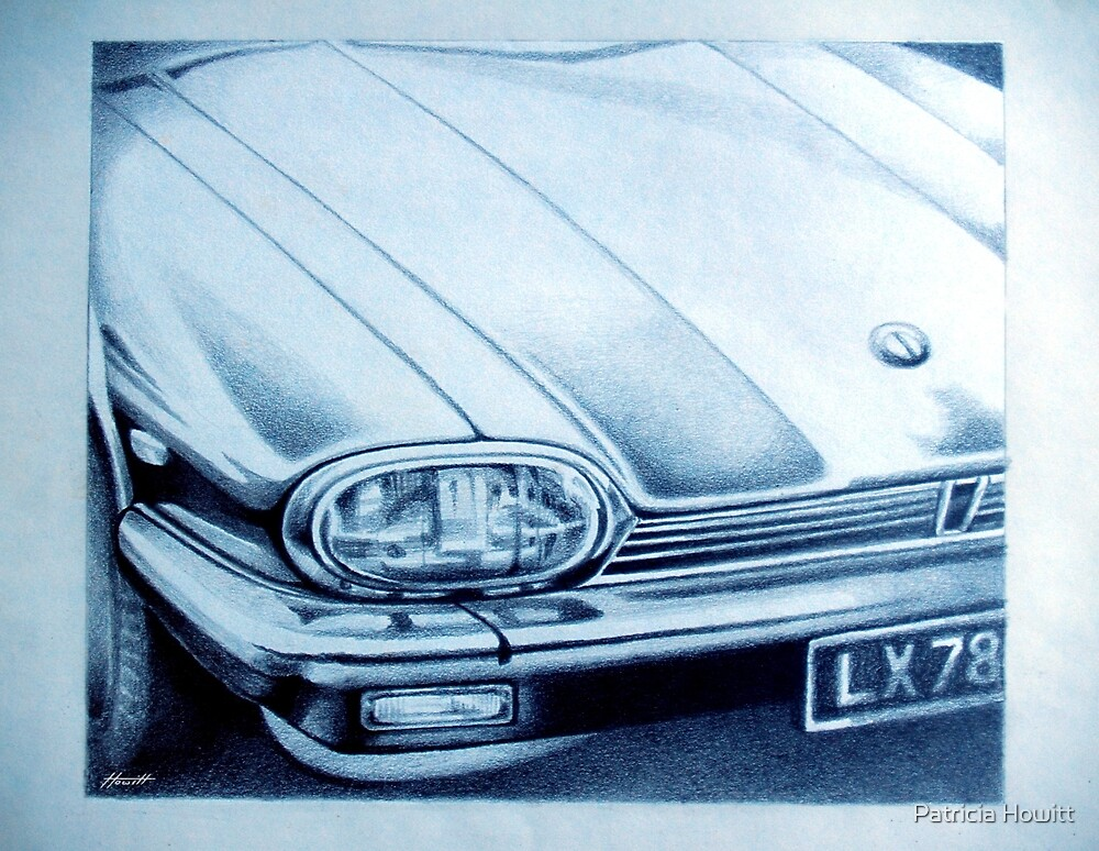 Classic Car 2 by Patricia Howitt