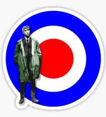 Jimmy back to Brighton Sticker