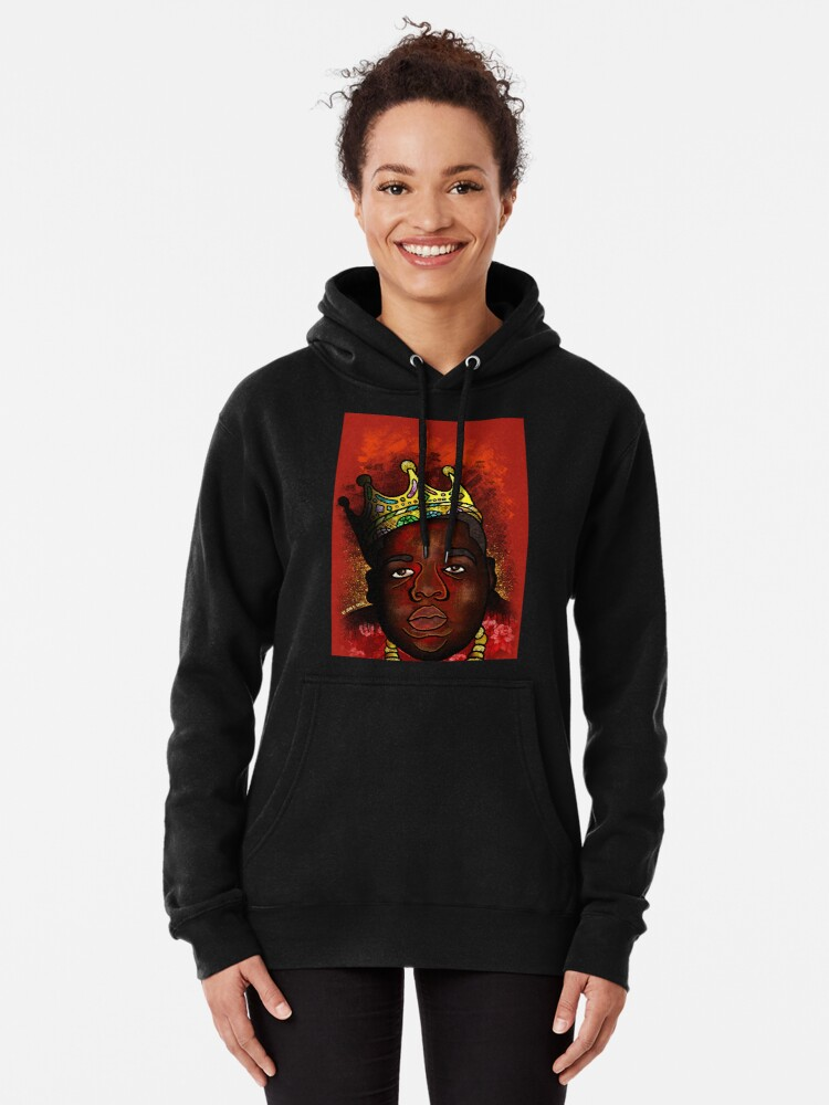 Alternate view of BIG Pullover Hoodie
