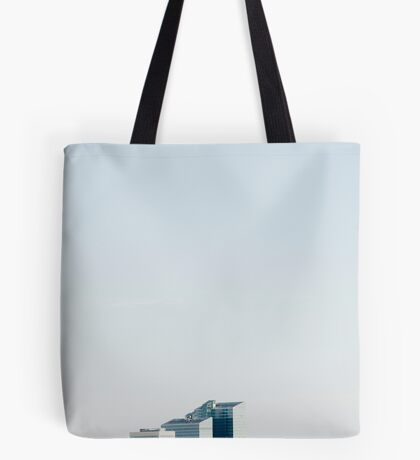 close to the sky Tote Bag