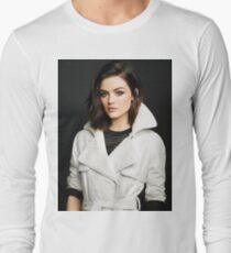 Lucy Hale Long Sleeve T-Shirt