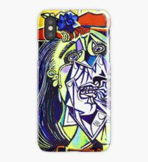 Madame Panique iPhone Case/Skin