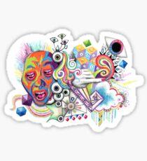 Eyeless Sticker