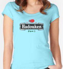 Camiseta entallada de cuello redondo Brewhouse: Hadouken