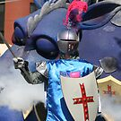 Adelaide Christmas Pageant by Dene Wessling