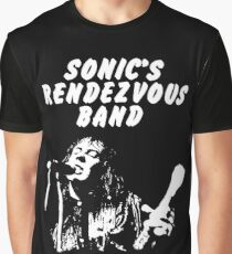 Sonic's Rendezvous Band Shirt Graphic T-Shirt