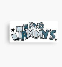 Jammy The King Metal Print
